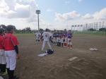 宮城県読売会『さわやか野球教室』